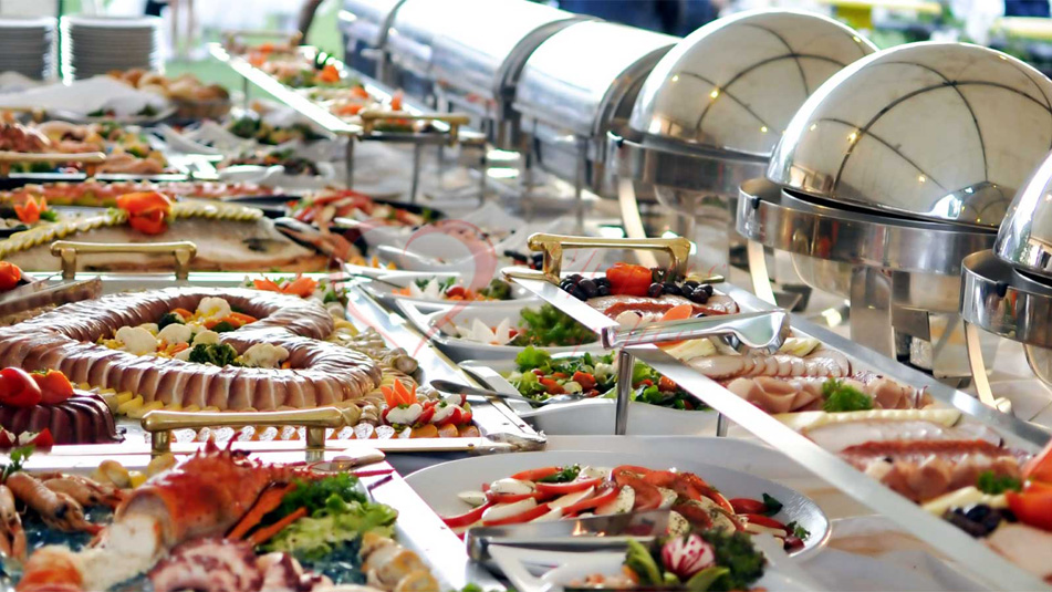 Catering Γάμου View Hall